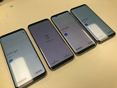 SAMSUNG GALAXY S8 SM-G950U 64GB (Unlocked) Smartphone SCREEN BURN