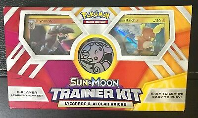 Pokemon TCG Card Game Learn to Play Trainer Kit Set AWESOME DEAL FOR KIDS!