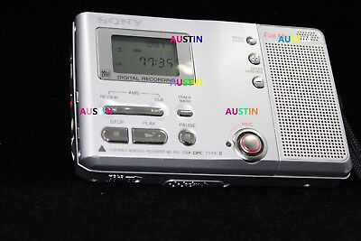 Sony Mz B10 With Built In Microphone Md  Minidisc Recorder