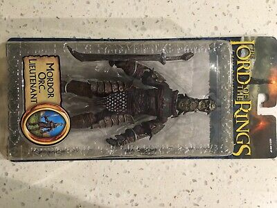 Mordor Orc Lieutenant Lord Of The Rings Toybiz Epic Action Figure
