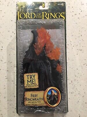 Fiery Ringwraith Lord Of The Rings Toybiz Epic Action Figure