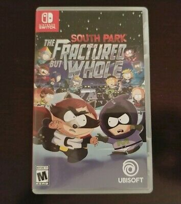 South Park: The Fractured but Whole (Nintendo Switch, 2018)