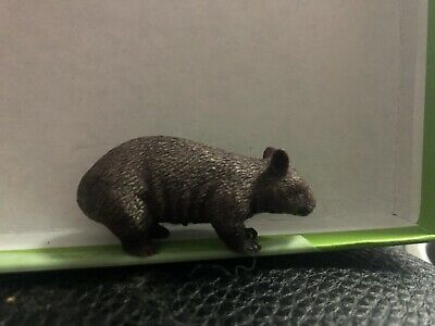 Yowie Series 1 HAIRY-NOSED WOMBAT (no Papers)