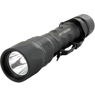 Jetbeam Jet-IM Rechargeable Flashlight Black JET-IM