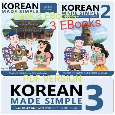 KOREAN LANGUAGE FOR Beginners Foreigner Hangul Alphabet Study Learn