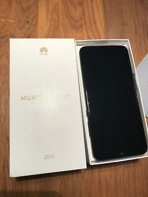 Huawei P smart (2019) POT-LX1 - 64GB - Midnight Black (Ohne Simlock) Dual SIM
