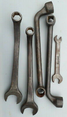 FORDSON spanners