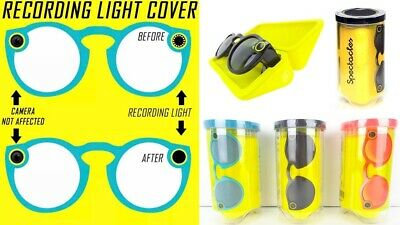 Snapchat Spectacles for iPhone - Syncs To App - Pink/Coral - Brand New Glasses