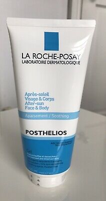 La Roche-Posay Posthelios Soothing After-Sun Gel For Face & Body 200ml