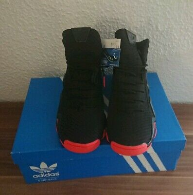 Adidas crazy 8 ADV CK schwarz black rot red 46 2/3 / UK 11.5 / US 12 CQ0986