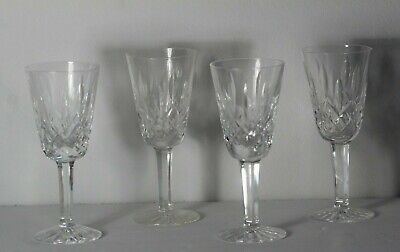 bb68b8df771 WATERFORD LISMORE IRISH Coffee SET/2 Crystal Glasses #108068 New In ...