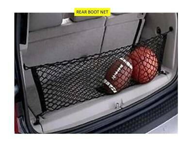 Vw Tiguan Luggage Boot Tidy Storage Net