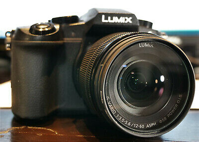 Panasonic Lumix G85 16 MP, 4K video/camera with (12-60mm Lens) - Free shipping.