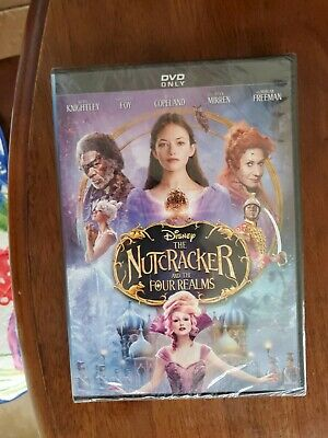The Nutcracker And The Four Realms DVD -