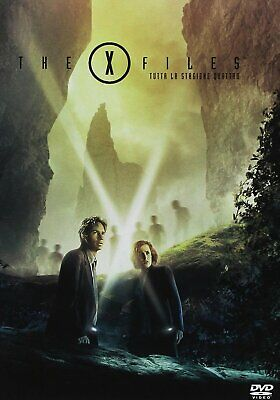|1517000| X Files - Stagione 04 (7 Dvd) - X Files Series [DVD] Sigillato
