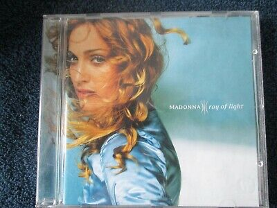 Madonna - Ray Of Light - CD - Top Songs!!!! Top Zustand!!!!!
