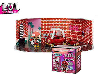 1 LOL Surprise Doll House Furniture Set Spaces MC SWAG COZY COUPE Car SHIP TODAY