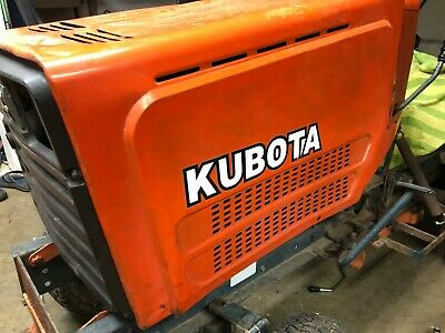 Kubota g6200 specifications