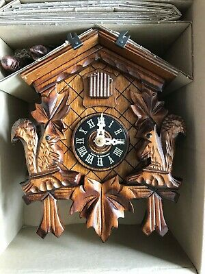 Engstler Black Forest Cuckoo Clock - New in Box