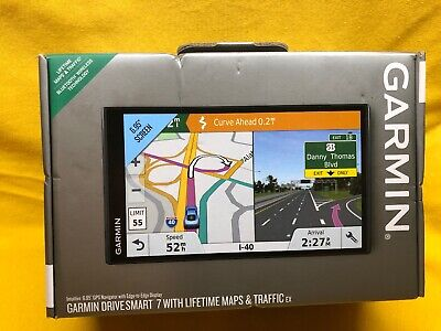 Garmin DriveSmart 7 NA (North America) LMT-S USA GPS - NEW SEALED