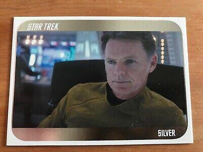 Star Trek Movies Silver Foil #36 167/200