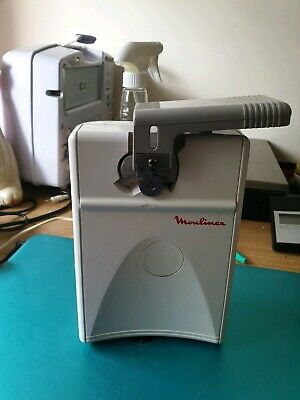Vintage Moulinex 984 Electric Can Tin Opener Limited Dexterity Elderly Fwo