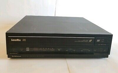 Pioneer CLD-1010 Laserdisc Video Player Solid State Elite Unit Only