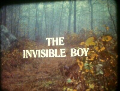 16mm,The Invisible Boy Christian Slater, 1982, story by Ray Bradbury, LPP COLOR
