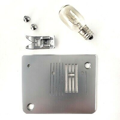 Brother XL 3200 - Accessories & Attachments (Throat / Needle Plate, Bulb, etc.)