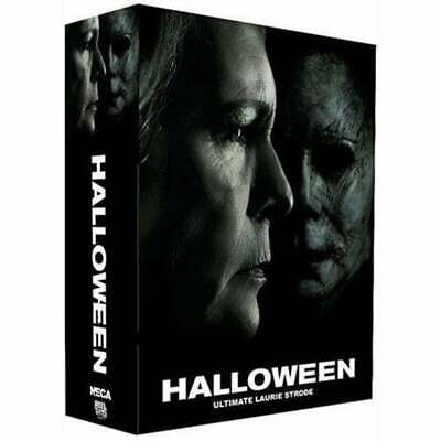 NECA Halloween (2018) – 7 Inch Action Figure – Ultimate Laurie Strode Pre Sale