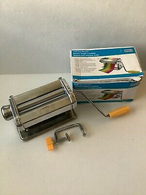 Amaco Craft CLAY Machine 12381S Pasta Soft Metals Ceramics Polymer USED ONCE