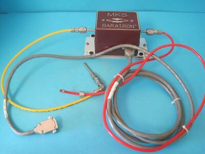 Mks Baratron Heated High Accuracy Differential Capacitance 698A11Tra Cb270-2-10