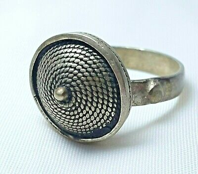 ROMAN ANCIENT ARTIFACT RING Magnificent Artifact Rare Type