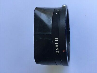 Leica Leitz Wetzlar 12501M Lens Hood for Super-Angulon 21mm And Early 28mm
