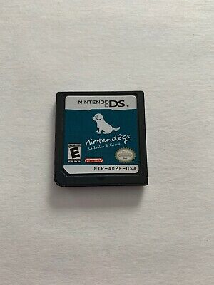 Nintendogs Chihuahua & Friends (Nintendo DS) Game Only