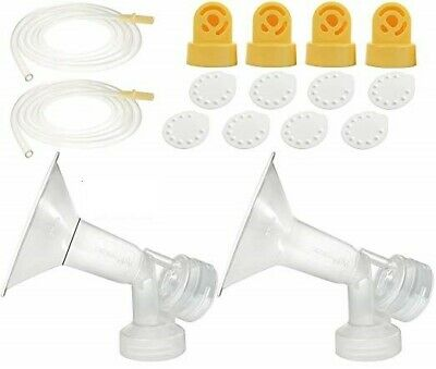 Nenesupply Compatible Pump Parts For Medela Pump In Style Breastpump Size M