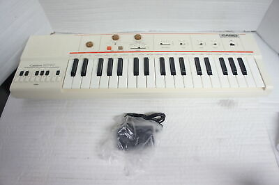 🍀 ‡ RARE VINTAGE! ‡ Casio Casiotone MT-40 80s Portable Keyboard Synthesizer