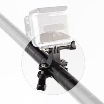 Motorcycle Bike Handlebar Seatpost Pole Mount Stand For GoPro HERO 7/6/5/4/3/2/1