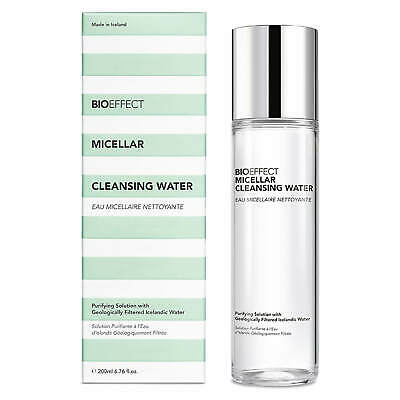 BIOEFFECT Micellar Cleansing Water 200ml SEE CONDITION