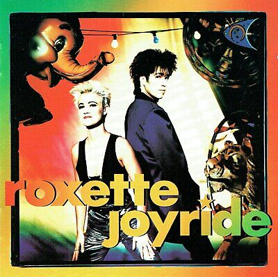 (CD) Roxette - Joyride - Spending My Time, Church Of Your Heart,The Big L., u.a.