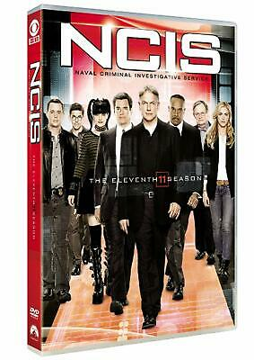 NCIS The Eleventh Season Complete Series 11 New & Sealed DVD Box Set