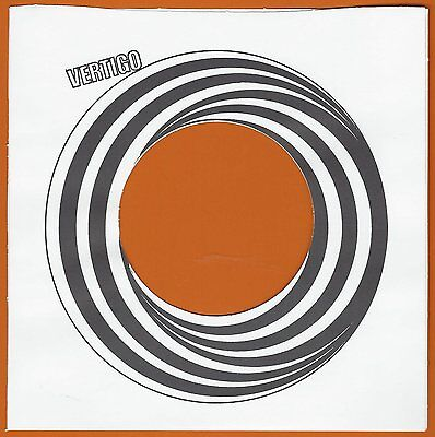VERTIGO REPRODUCTION RECORD COMPANY SLEEVES - (pack of 10)