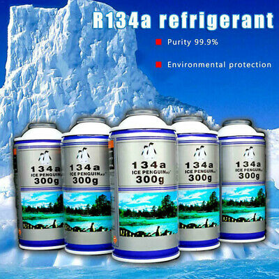 300g Automotive Air Conditioning Refrigerant Replacement R134a A/C Practical 1PC