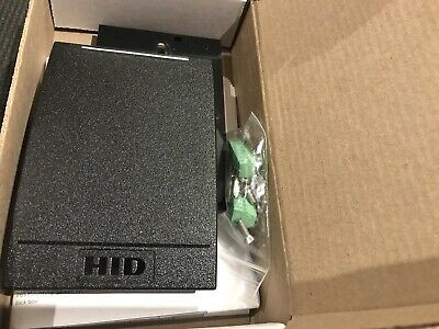 HID ICLASS SE R40 Wall Switch Reader 920NTNTEKE (NEW)