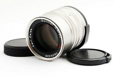 Contax Carl Zeiss Sonnar T* 90mm F/2.8 for G1 G2 [Excellent++] F/S From Japan