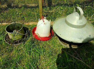 Poultry/Chicken Feeder and Drinkers