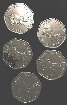Extremely Rare 50 p coins for sale