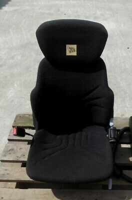 Jcb Prototype Grammer Heated Seat / Unused/ Comes Complete / Free Uk Delivery