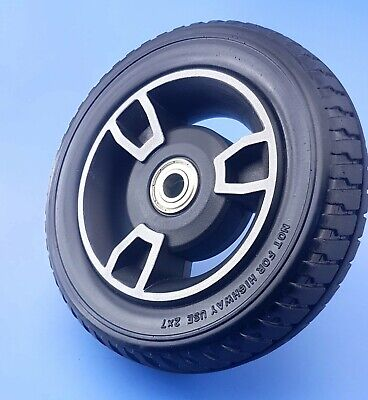 """7"""" Front Wheel Assembly for the Jazzy Zero Turn WHL1610700"""