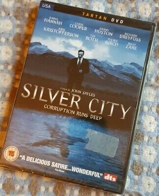 Silver City (DVD, 2005)Tim Roth,Chris Cooper New & Sealed